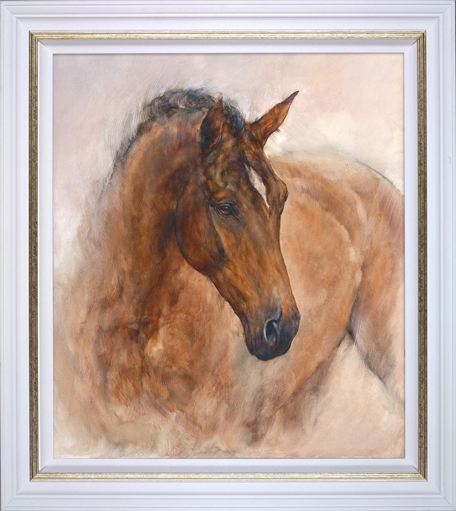 Patience  by Gary Benfield - Limited Edition on Canvas sized 27x31 inches. Available from Whitewall Galleries